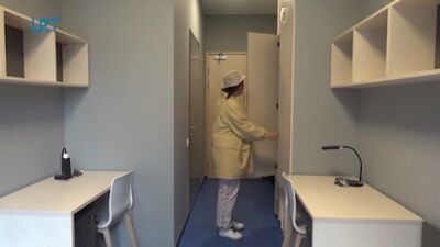Dobelē atklāj izglītības iestāžu dienesta viesnīcu