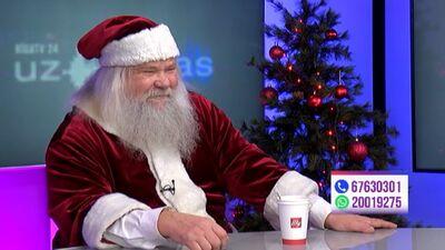 Vai Ziemassvētku vecītis tic Ziemassvētku brīnumam?