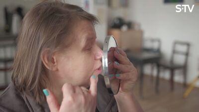 Sievietei ūsas - vai skūt nost?