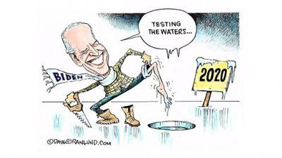 Karikatūru apskats: Vai ASV gatava priekšvēlēšanu sezonai?