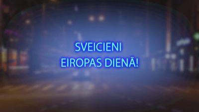 Tvitersāga: Sveicieni Eiropas dienā!
