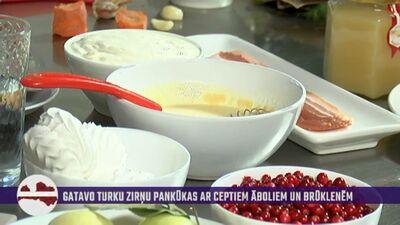 Uzzini, kā pavisam viegli pagatavot turku zirņu pankūku mīklu!