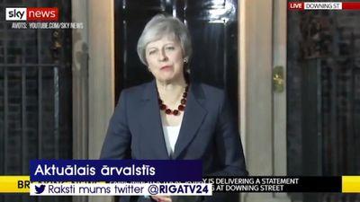 """ES tiesa: Lielbritānija var vienpusēji apturēt """"Brexit"""""""