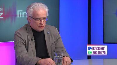 Kaspars Tārs par Latvijas zinātnieku ieguldījumu Covid-19 vakcīnas izstrādē