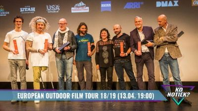 European Outdoor Film Tour 18/19