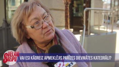 Iedzīvotāji par Parīzes Dievmātes katedrāli