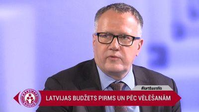 Ašeradens: Ekonomikas ministrs ir nelaimīgākais ministrs valdībā
