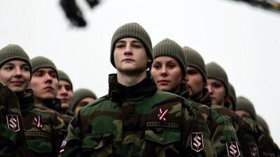 NBS komandieris: Jaunsardze ir valsts aizsardzības mācības kodols