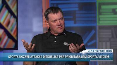 Puče: Naudu nedrīkst dot mistiskiem sporta veidiem. Ir jāiegulda izglītībā