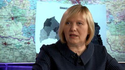 Godberga par jauno Administratīvi teritoriālās reformas komisiju