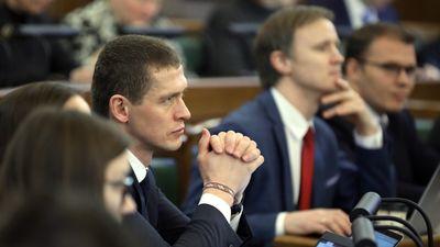 """Zakatistovs piekrīt, ka Jurašs ir viens no """"trauksmes cēlājiem"""""""