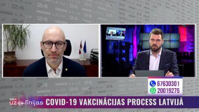 Vai ģimenes ārsti tiks nodrošināti ar dažāda veida vakcīnām pret Covid-19?