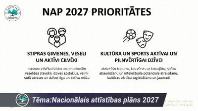 Latvijas nacionālais plāns 2027