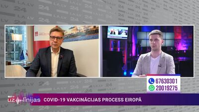 Ušakovs: Esmu par vienotu datubāzi, bet esmu pret tās kļūšanu par diskriminējošu rīku