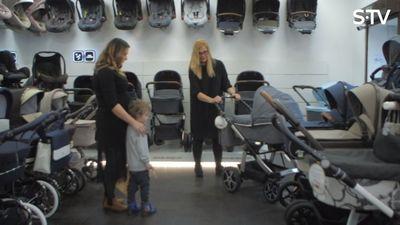Kā izvēlēties piemērotus bērnu ratiņus?