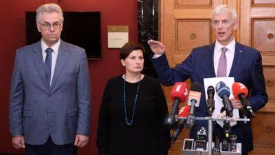 Zuzāns: Valdība labi tiek galā ar šo krīzes situāciju