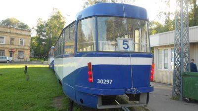 No 23. augusta 5. tramvajs atsāks kursēt pa ierasto maršrutu