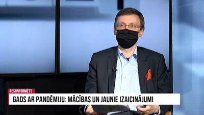 Aptauja: Kā sabiedrība jūtas pandēmijas laikā?