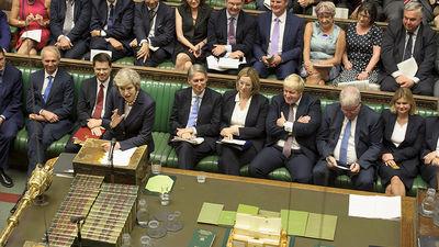 Lielbritānijas parlaments nobalso par Brexit atlikšanu