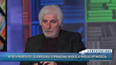 Borovkovs: Valsts policijas priekšnieka amatu nedrīkst saistīt ne ar vienu politisku spēku