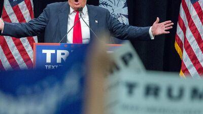 Rublovskis: Grautiņi ASV konsolidē Trampa elektorātu