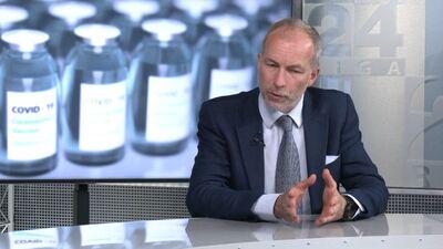 Liepa: Katra indivīda lēmums vakcinēties ietekmē plašāka mēroga sabiedrību