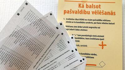 Cimdars: Neredzu nepieciešamību grozīt pašvaldību vēlēšanu likumu