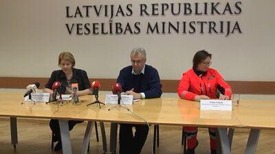 Speciālizlaidums: Atbildīgie dienesti informē par aktualitātēm saistībā ar COVID-19 Latvijā
