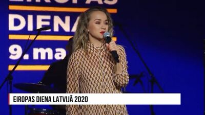 Eiropas diena Latvijā 2020  1. daļa