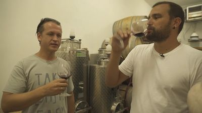 Kurš latvietis nezina, kā jādzer vīns!?