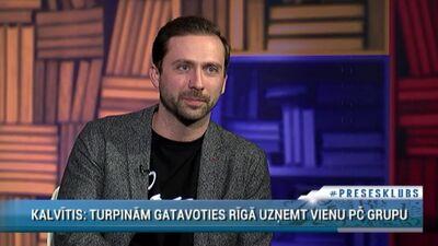 Jānis Puriņš par PČ hokejā rīkošanu Latvijā