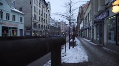 Videi un cilvēkam draudzīgi pretslīdes materiāli uz ielām