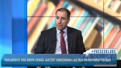 Kazačkovs: Dažbrīd rada izbrīnu cilvēku reakcija par EP pieņemtajiem lēmumiem