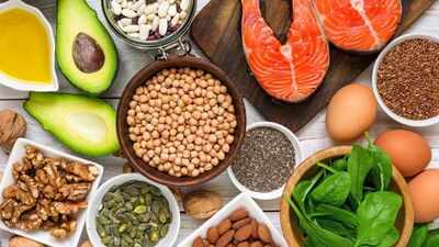 Produkti, kas visvairāk satur Omega 3