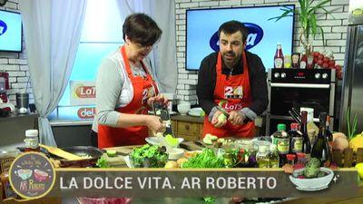 25.04.2017 La Dolce Vita. Ar Roberto 2. daļa