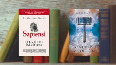 Grāmatas, ko iesaka rakstnieks Gatis Ezerkalns