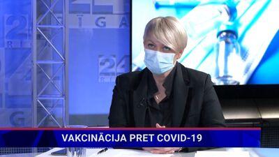 Brīvas vietas uz vakcināciju pret Covid-19. Kā pieteikties?