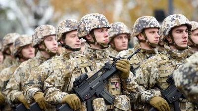 """Piedalies Latvijas armijas dibināšanas gadadienai veltītajā akcijā """"Pasveicini karavīru!"""""""