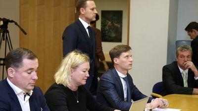 """""""KPV LV"""" vēl nezina, vai atbalstīs Kariņa valdību, norāda Petraviča"""
