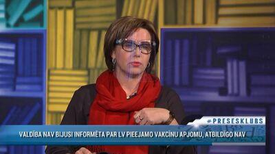 Infektoloģe Angelika Krūmiņa par Izraēlas piemēru vakcinācijā pret Covid-19