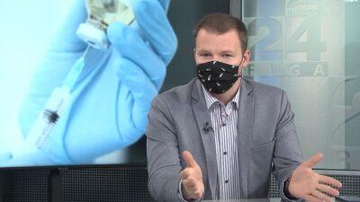 Raivis Dzintars: Visi spēki jāvelta tam, lai vakcinēties var visi, kas to grib