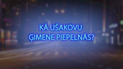 Tvitersāga: Kā Ušakova ģimene piepelnās?