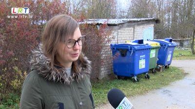 Kārsavā atkritumu šķirošana ir populāra