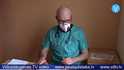 Jēkabpils novadā darbu sāk jauns ģimenes ārsts