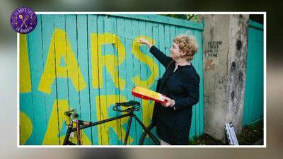 Mākslas pedagoģe Iveta Laure stāsta par Marsa parku Teikā