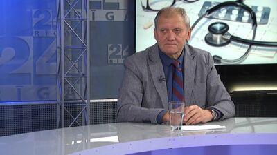 Kalējs: Lietuvā mediķi vairs nevēlas ārstēt Covid-19 pacientus
