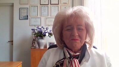 """Baiba Rozentāle stāsta, kāpēc izvēlējās vakcinēties ar """"AstraZeneca"""" vakcīnu"""
