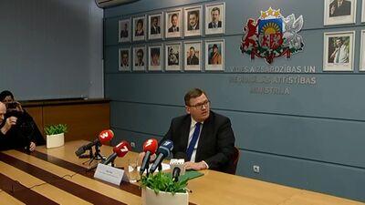 Speciālizlaidums: VARAM informē par rīcību Rīgas domes atlaišanas jautājumā