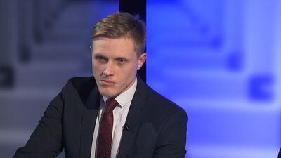 Dombrava: Partiju savstarpējā cīņa ir viena no Latvijas nelaimēm