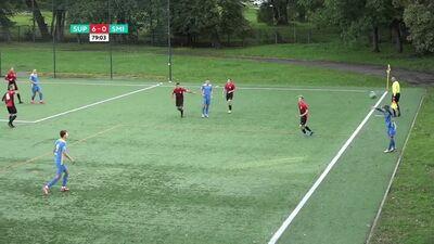 Optibet Nākotnes līga futbolā: SK Super Nova - FK Smiltene/BJSS. Spēles ieraksts.